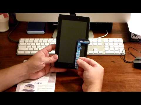 Acer Iconia A100 Tablet Unboxing, Tour, and First Impressions