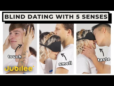 Speed Dating 9 Guys Using 5 Senses