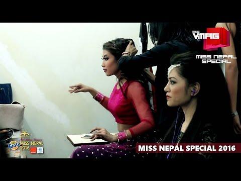 Guess The Miss Talent Miss Nepal 2016
