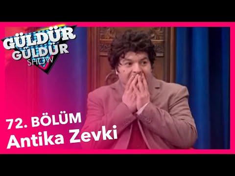 Güldür Güldür Show 72. Bölüm, Antika Zevki Skeci