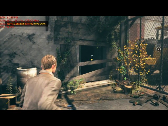 Quantum Break no meu Notebook FullHD