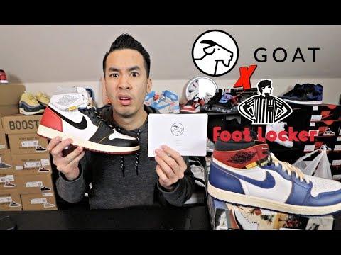 2e6badb6c70 END OF RESELLERS ?? FOOTLOCKER INVEST 100 MILLION TO GOAT APP - YouTube