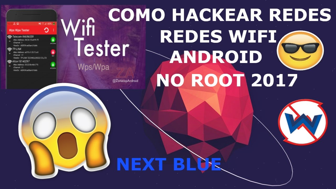 hackear redes wifi android no root