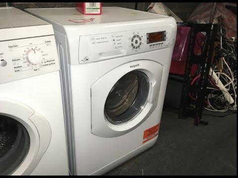 British Heart Foundation - Hotpoint WDD750 Aquarius+ Washer Dryer