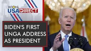 Download WION USA Direct: President Biden to address United Nations General Assembly | Latest World News