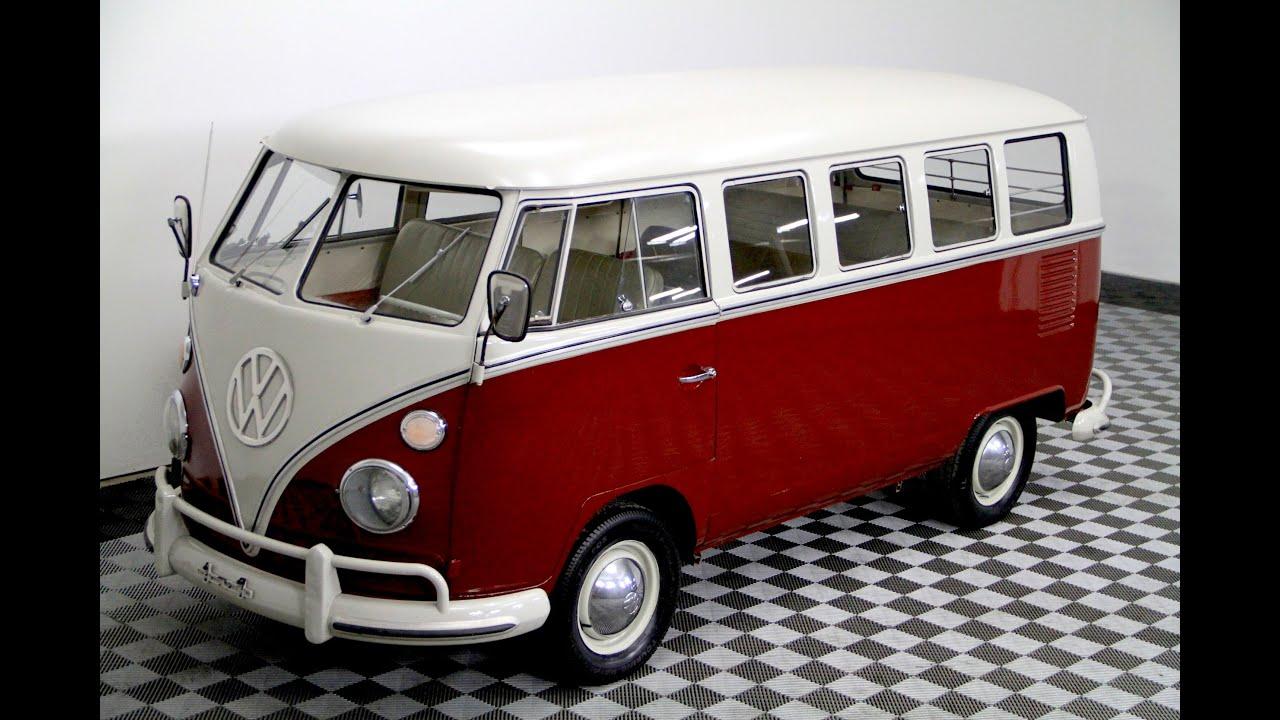 1967 volkswagen transporter bus for sale