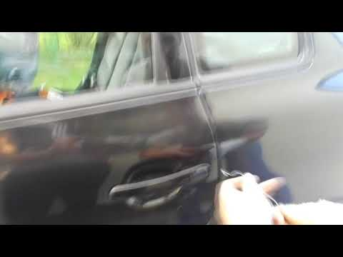 один из способов открыть дверь VW Passat B5