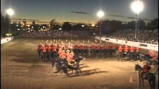 Pt.2 1997 Royal Canadian Mounted Police - Musical Ride (RAW Tape EVIDENTIARY USE ONLY)