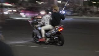 名古屋 926暴走 2017 追悼 DQN 祭り カーチェイス Japan Nagoya Car Chase