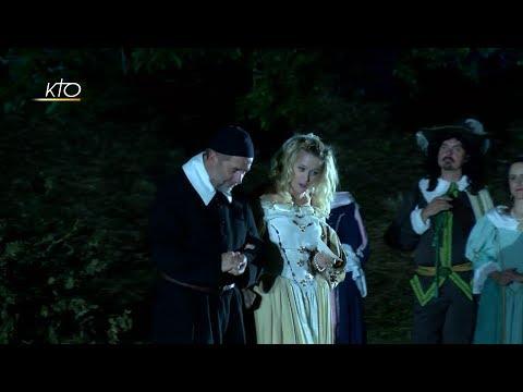 Sur les pas de Vincent de Paul, le spectacle Son et Lumière