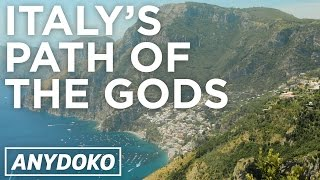 The Best Hike in the World is Italys Path of the Gods