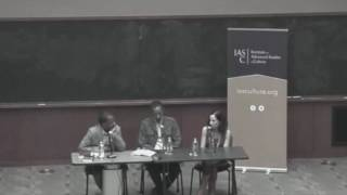 """The Fire This Time"" panel feat. Emily Raboteau, Garnette Cadogan, and Maurice Wallace"