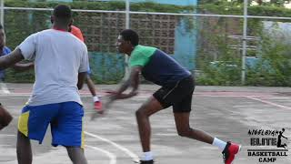 Nigel Byam Elite Basketball Camp Tryout (Grenada)