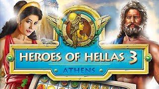Heroes of Hellas 3: Athens Trailer