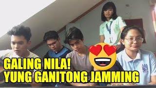 Feel na Feel ko yung Kanta, Sarap ng Jamming nila.