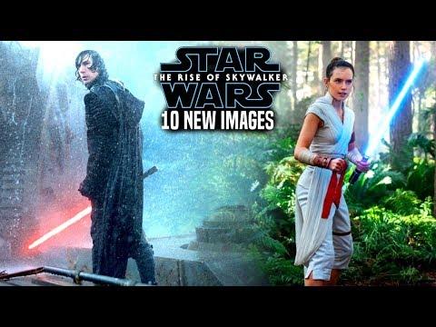 The Rise Of Skywalker 10 New Images Revealed! (Star Wars Episode 9)