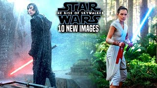 The Rise Of Skywalker 10 New Images Revealed! (Star Wars Episode 9)