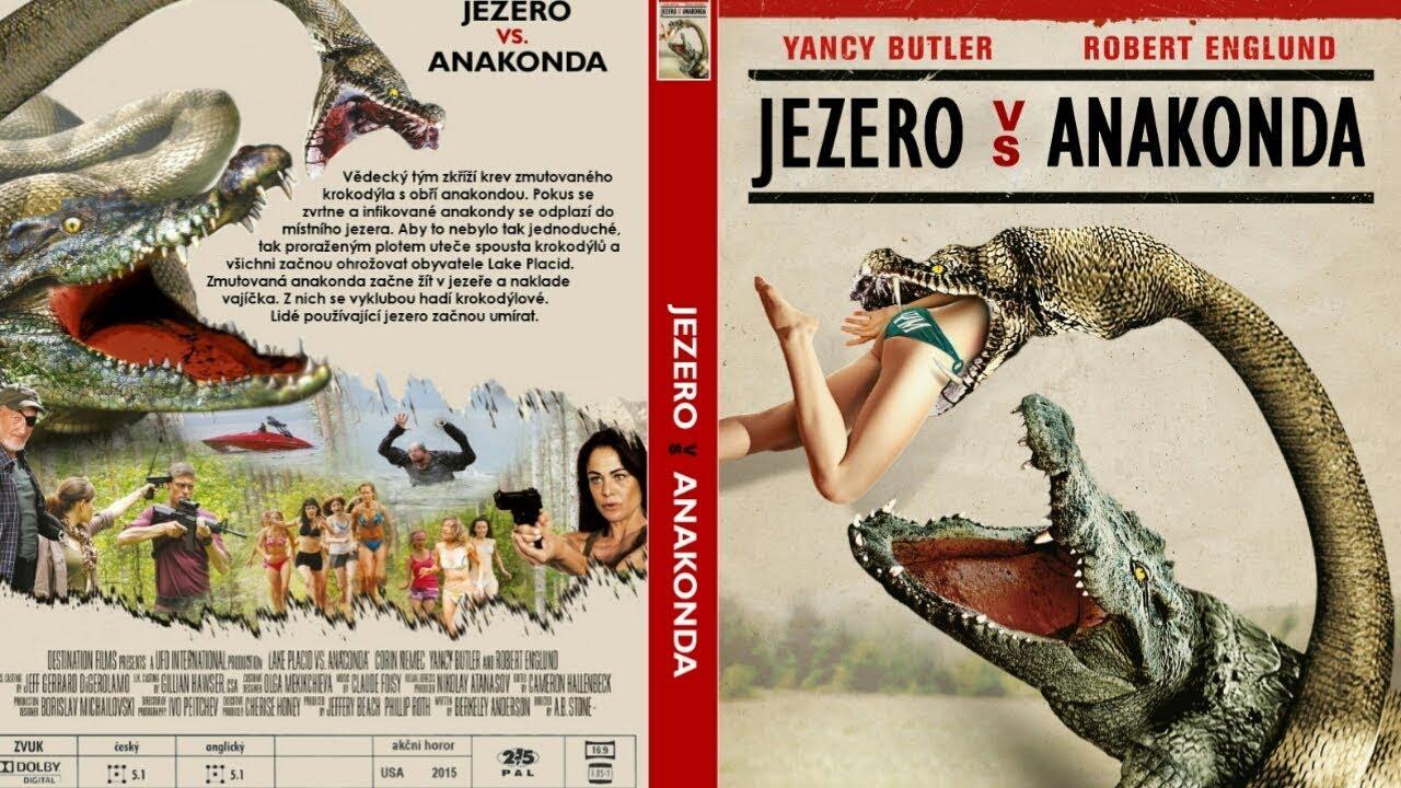 Anaconda Vs Lake Placid Full Movie lake placid vs anaconda 2015 unrated hindi dubbed webrip hd