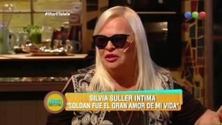 """Silvia Süller: """"Estuve 15 años llorando por Soldán"""" - Morfi"""