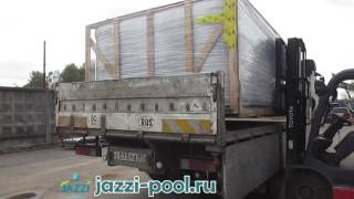 Гидромассажный плавательный бассейн спа JAZZI POOL Agasis(, 2016-09-15T06:15:24.000Z)