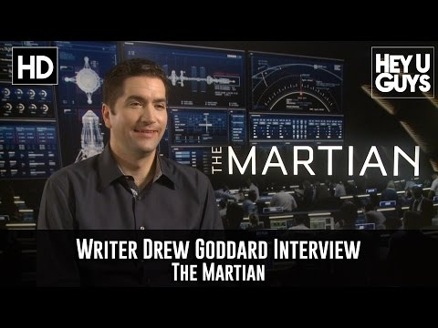 Exclusive: Writer Drew Goddard   The Martian