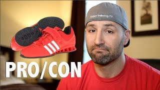 Cons of Adidas Adipowers