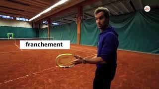 Cyril Hanouna affronte Richard Gasquet et Marion Bartoli au tennis