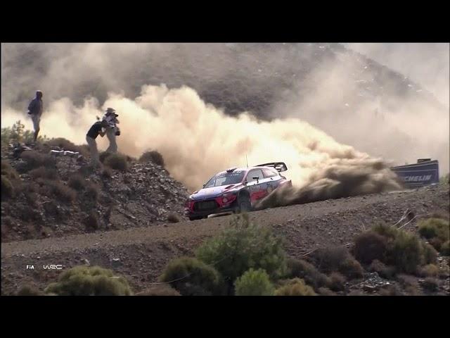 WRC 2019 Rally Turkey Marmaris FIA Kaza Anı