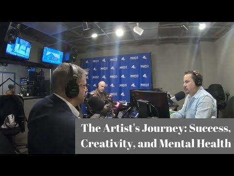 The Artist's Journey: Success, Creativity, and Mental Health   ENGAGING MINDS FEBRUARY 4 2018