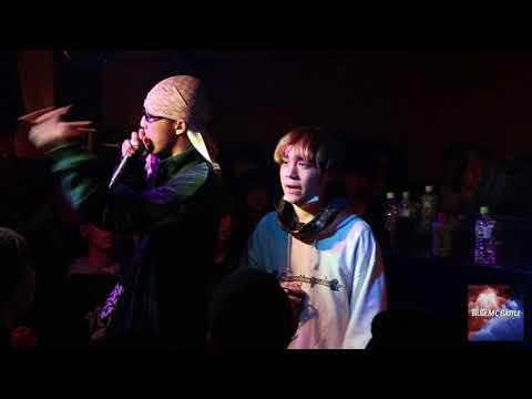 ONO-D×藤Koos vs MC龍×MC HOPELESS  | 凱旋MC BATTLE 2on2