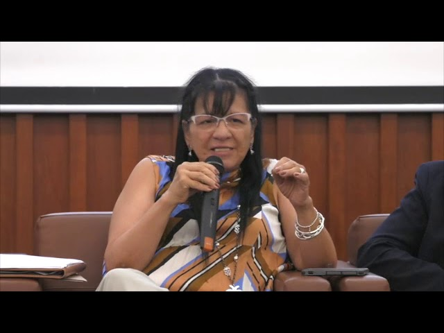 Discurso de la Presidenta de la CDHDF en la presentación de Protocolo atención a personas migrantes