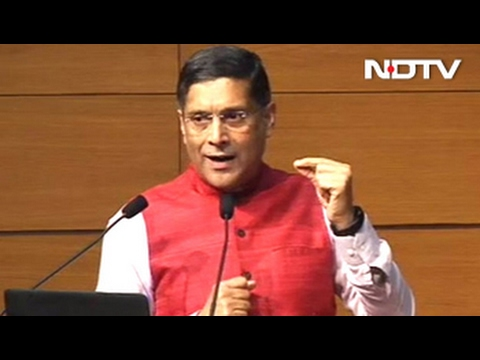 Cash Squeeze To Impact GDP Growth: Arvind Subramanian