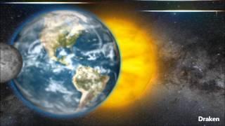 Solar System v2 - After Effects -