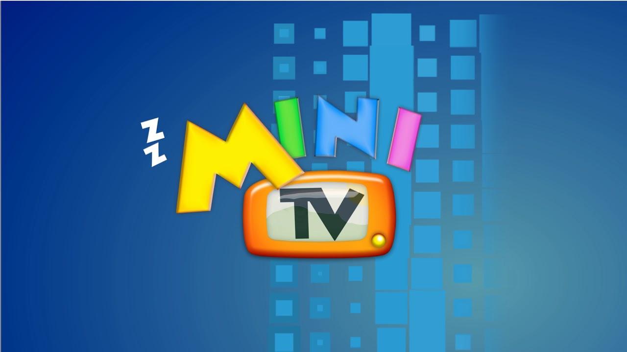 Mini TV cartoon network Identity - night loop - YouTube