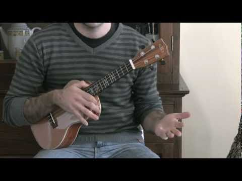Without You (Eddie Vedder) - Tutorial Ukelele