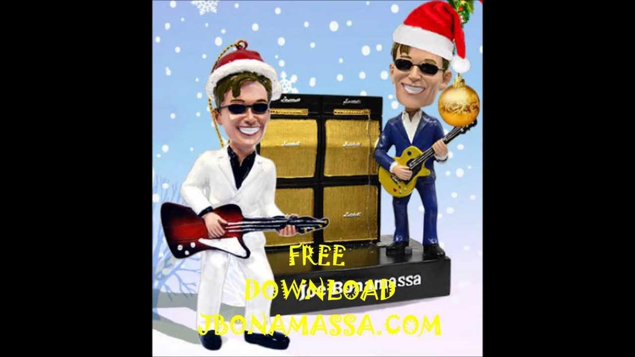 Joe Bonamassa - Christmas Date Blues - YouTube