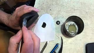 Как восстановить сбитые носы на обуви? #РемонтОбуви