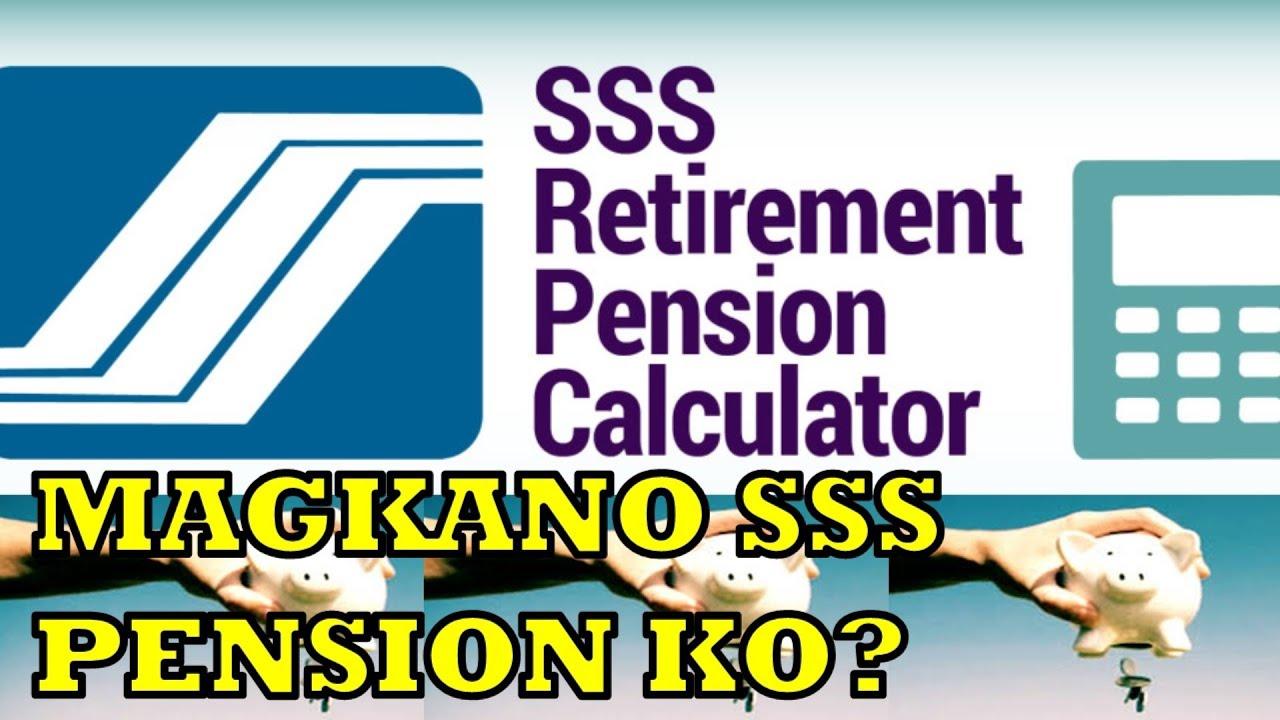Magkano Ang Sss Retirement Pension Ko Monthly In 2020 Monthly Sss Retirement Pension Sapat Ba Youtube