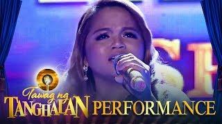 Annabel Dulatre Kung &#39Di Rin Lang Ikaw (Day 1 Semifinals) Tawag ng Tanghalan