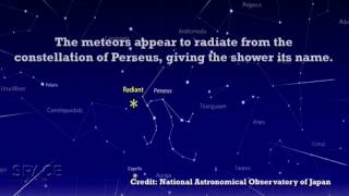 Perseid Meteor Shower Explained - Most Active Of The Year! | Video(Every July and August skywatchers are treated to a 'cosmic' light show from above. The Perseid Meteor shower, which radiates from the Perseus constellation, ..., 2016-07-15T16:16:47.000Z)