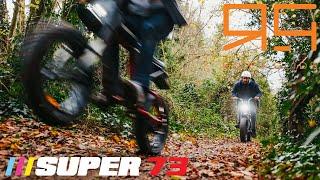 SUPER 73 - RX + S2 Trail Ride (EU) / Ride + Glide