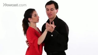 How to Triple Drag aka Triple Arrastre   Argentine Tango