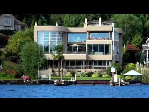 8810 North Mercer Way, Mercer Island | Island Waterfront Living