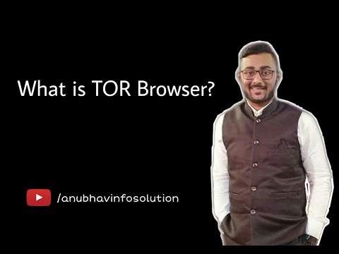 [ Hindi ] What is TOR? not illegal | Web Browser