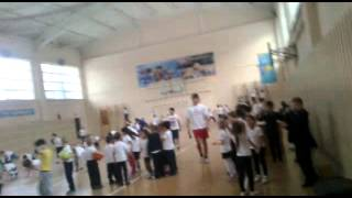 школа 76 урок физкультуры