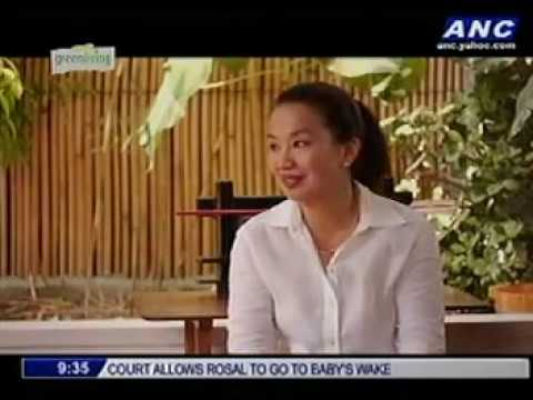 Environmental Architect Joy Onozawa on ANC Green Living May 20, 2014