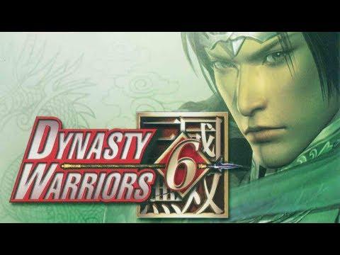 Прохождение Dynasty Warriors 6 41 Легенда о Дянь Вэе   Битва у крепости Фань