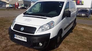 Fiat Scudo 2007 обзор