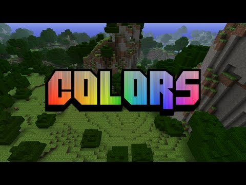 Bukkit: Colors  Color Guide and Codes!