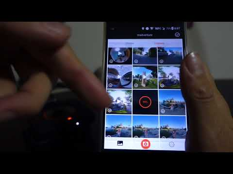 How to download Mi Sphere Madventure 360 Photo/Video to your Android Phone!